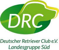 Deutscher Retriever Club e.V. – Landesgruppe Süd Logo